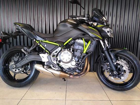 Kawasaki Z650 2019 Permuto 12 Y 18 C (no Er6n, Yamaha Mt07)