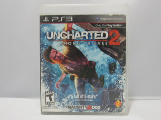 Uncharted 2: Among Thieves - Ps3 ¡fisico-usado!