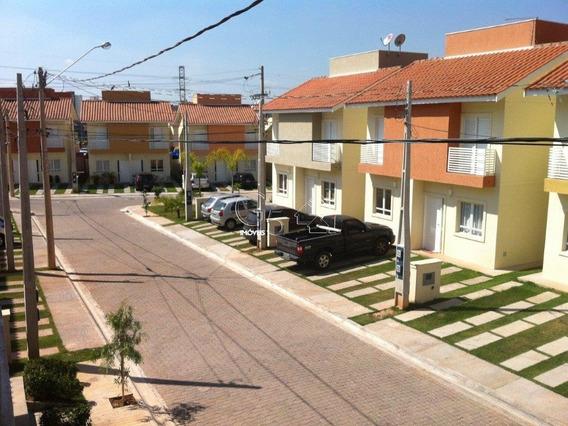 Casa Para Locação Em Condomínio Fechado Com 02 Dormitórios - Ca00281 - 34482390