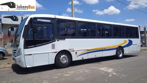 Ônibus Rodoviário Mascarello Granmidi - Ano 2008 - Johnnybus