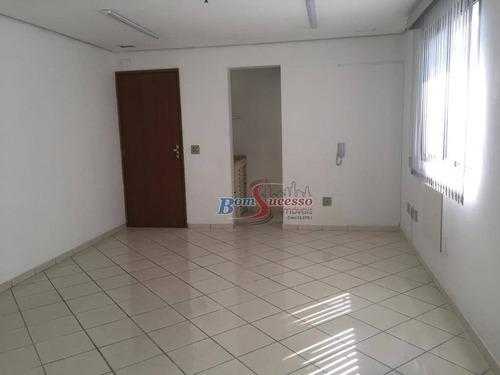 Imagem 1 de 6 de Sala À Venda, 45 M² Por R$ 260.000,00 - Belém - São Paulo/sp - Sa0147