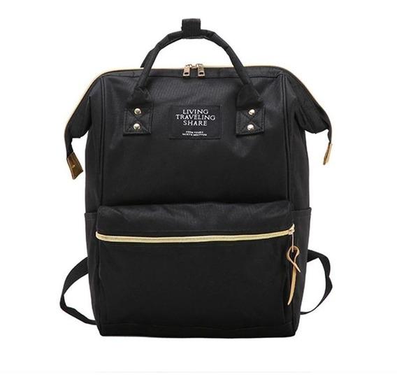 Mochila De Dama Bolso Backpack Style
