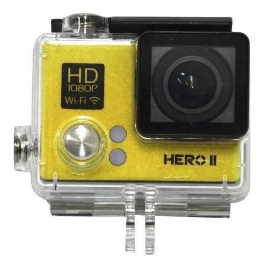 Câmera De Ação Goalpro Hero Ii Sport 12mp Full Hd Com Wi-fi