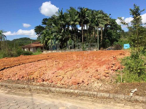 Terreno À Venda Em Guabiruba/sc - 534