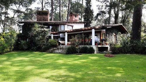 Casa En Renta, Avandaro; Valle De Bravo