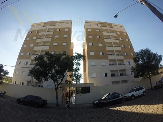 Apartamento Para Aluguel, 2 Dormitórios, Centro - Tatuí - 1600