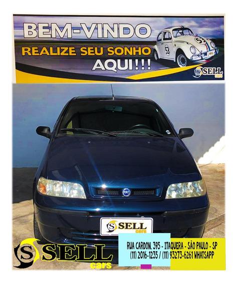 Fiat Siena Ex 1.0 4p 2002