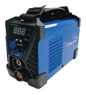 Maquina De Soldar Profesional Alpha Pro 160 Amp (con/envio)
