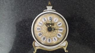 Reloj De Mesa Antiguo *jerger* West Germany 1950 - Envios!