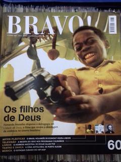 Revista Bravo Nº 60 - Cidade De Deus - Setembro 2002 - Ano 5