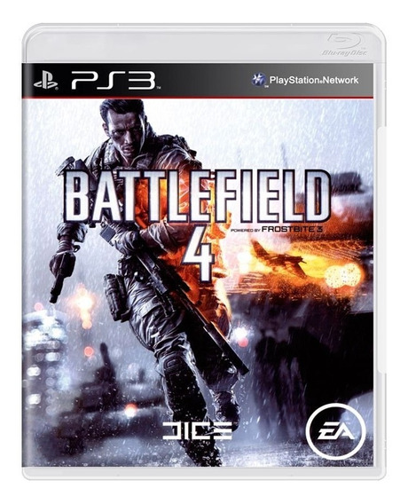 Game - Battlefield 4 - Ps3