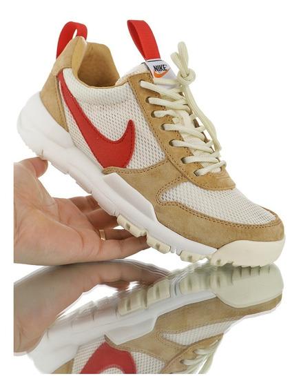 Zapatillas Nike Craft Mars Yard 2.0 Amarillo Blan Rj 36-45 V