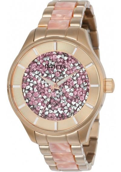Relógio Invicta Angel 24663 100% Original Garantia 2 Anos