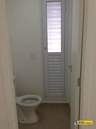 Sala Para Alugar, 27 M² Por R$ 1.200,00/mês - Baeta Neves - São Bernardo Do Campo/sp - Sa0026