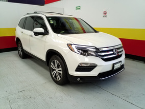 Honda Pilot 3.5 Touring At 2016 (mexcar)