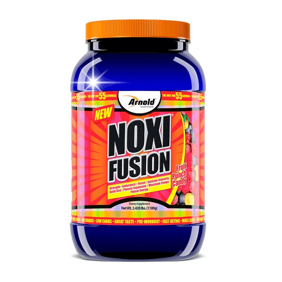 Noxi Fusion 1100g Fruit Punch Candy
