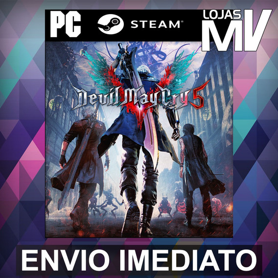 Devil May Cry 5 C/ Red Orbs Pc Steam Gift Presente