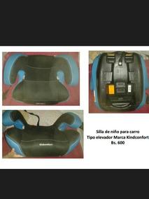 Silla Para Carro Tipo Elevador Marca Kind Confort