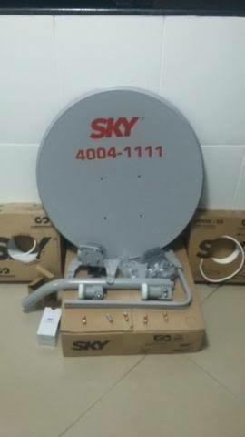 Receptor 4k + Antena Completa + Kit Carona + Diseqt 2x1.