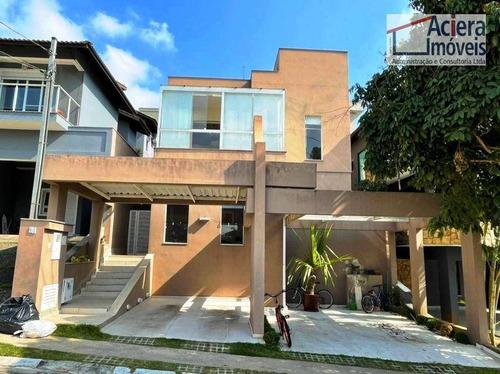 Imagem 1 de 30 de Casa Com 03 Suítes À Venda, 220 M² Por R$ 1.300.000 - Palm Hills - Cotia/sp - Ca2701