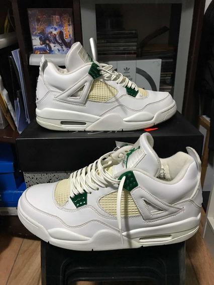 Jordan 4 - Classic Green Raro
