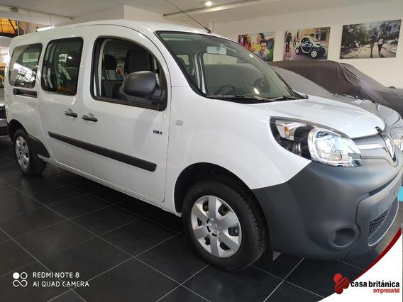 Renault Kangoo Z.e 5pl (pasajeros)