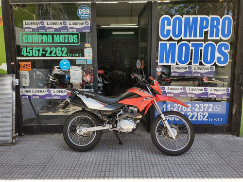 Honda Xr 150 L 2017  Alfamotos 1127622372  Tomo Motos