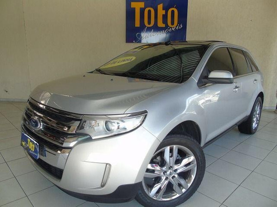 Ford Edge Limited 3.5 4wd Gasolina Automático