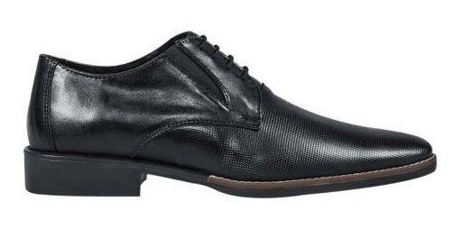 Zapatos De Vestir Uomo Di Ferro H361 Caballero Color Ne Ps.