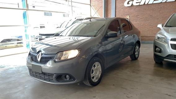 Renault Nuevo Logan Authentique Con Gnc 5ta