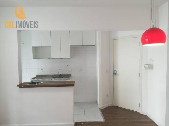 Apartamento Com 2 Dormitórios Para Alugar, 54 M² Por R$ 2.800/mês - Capital Augusta Consolação - São Paulo/sp - Ap0388
