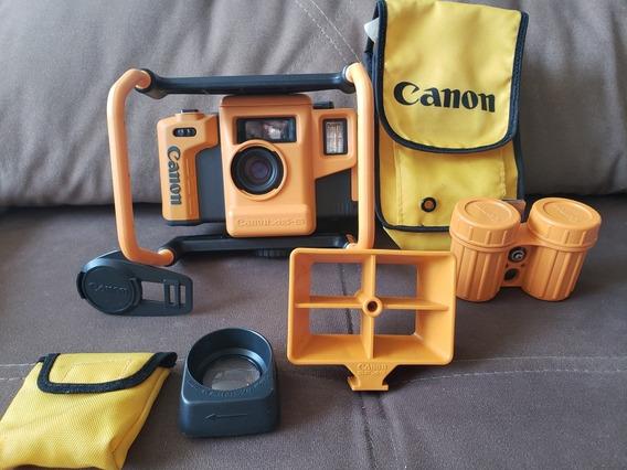 Canon As-6 Com Todos Os Acessorios