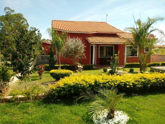 Sobrado Com 3 Dormitórios À Venda Por R$ 369.900 - Condominio Ninho Verde - Porangaba/sp - So0194