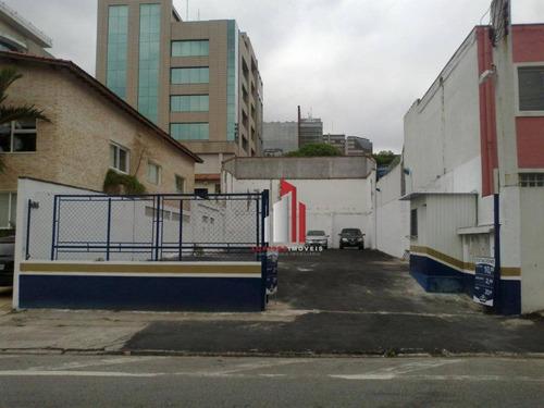 Imagem 1 de 7 de Terreno À Venda, 330 M² Por R$ 4.445.000,00 - Jardim Paulista - São Paulo/sp - Te0041