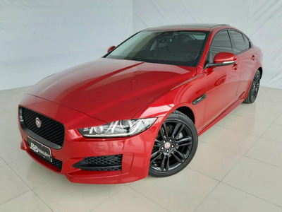 Jaguar Xe R-sport 2.0 Supercharged