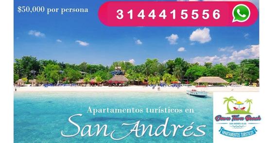 Apartamento Y Habitaciones Vacacional En San Andres Islas