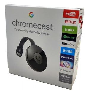 Chromecast 2 Con Cargador Nuevo Caja Sellada Original