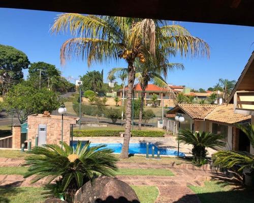Imagem 1 de 28 de Vende-se Linda Chácara Em Condomínio Zuleika Jabour Em Salto/sp - Ch00299 - 69447995