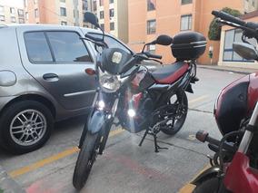 Motocicleta Suzuki Hayate 115 Evolution Mod 2017