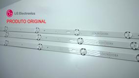 Kit Barra De Led Lg 43lj5550 43uj6300