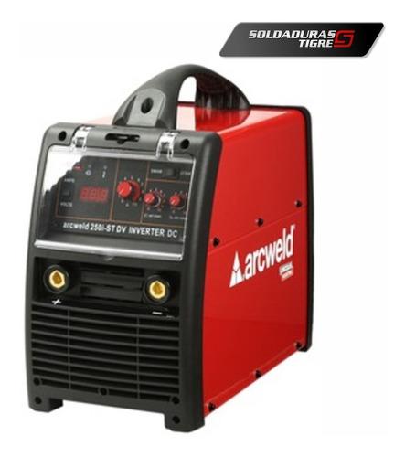 Lincoln Electric Arcweld 250 6 Cuotas