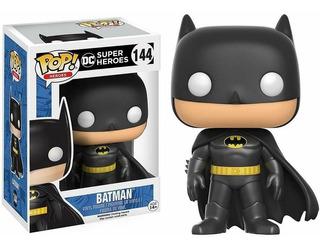 Funko Pop Dc Super Heroes Batman 144 Muy Lejano