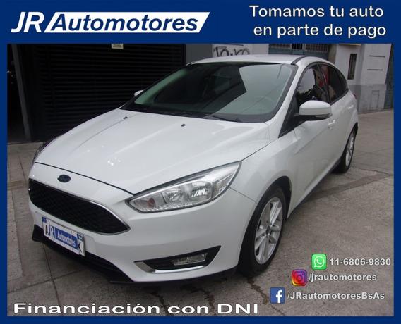 Ford Focus 2.0 Se Mt Jr Automotores