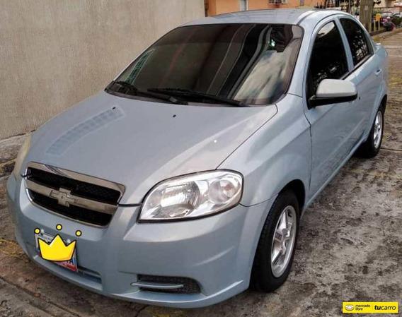 Chevrolet Aveo Lt - Sincronica