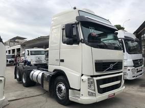 Caminhão Volvo Fh12 460 Globetrotter 6x2