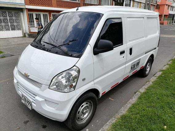 Chevrolet N300 Van Cargo 1.2 Mt Aa