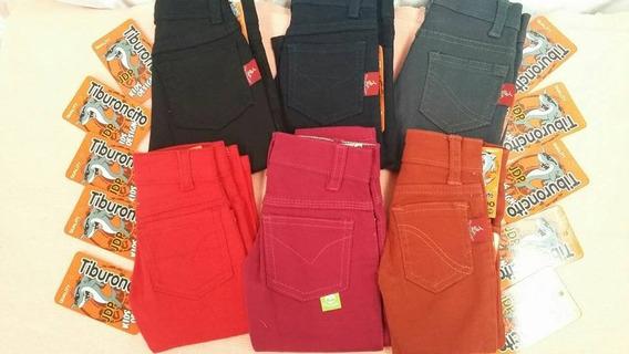 Pantalón De Color Para Niño