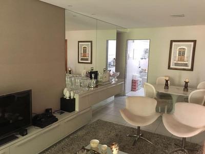 Apartamento Em Apipucos, Recife/pe De 149m² 4 Quartos Para Locação R$ 3.130,00/mes - Ap207921