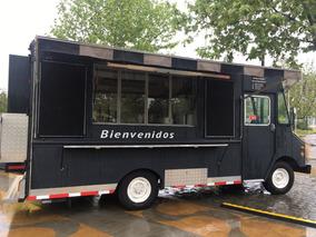 Arriendo Food Truck Camion De Comida