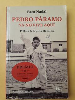 Pedro Páramo Ya No Vive Aquí - Paco Nadal